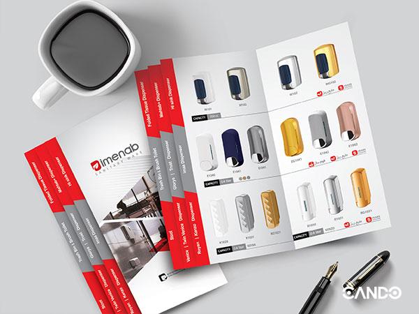 طراحی بروشور